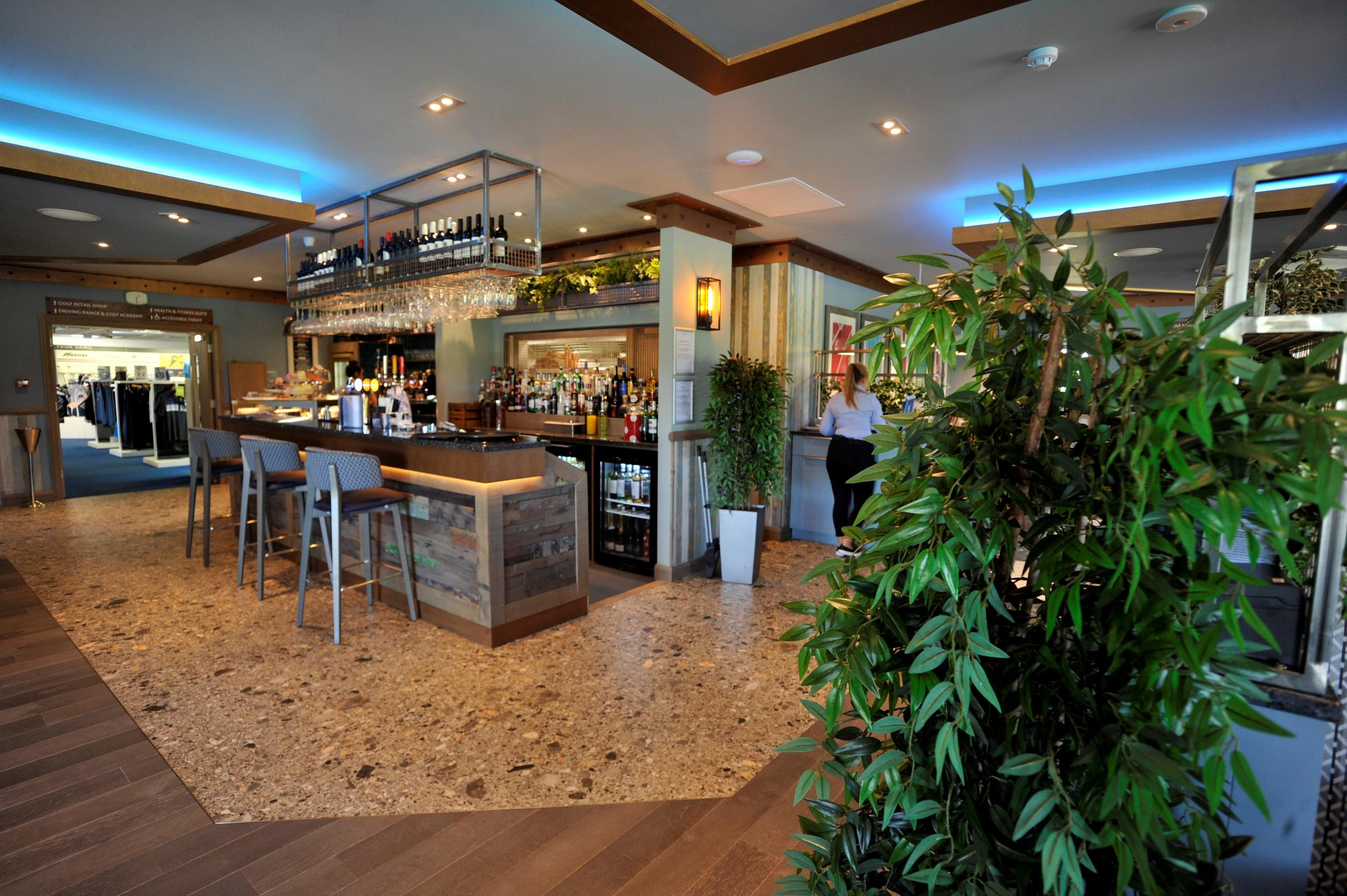GG's is the fresh face of £1.5million investment at the Gailes