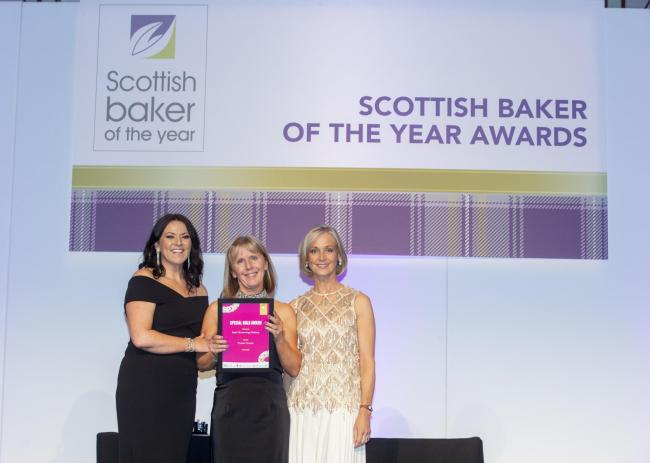 Beth Browning's tastes more success after potato scones win gold