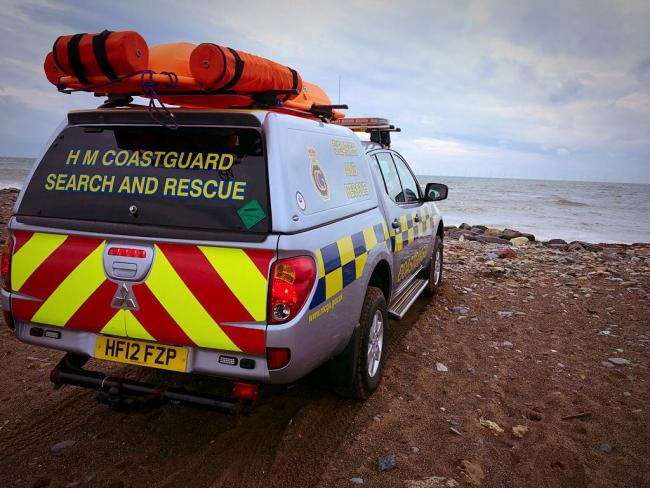 Coastguard issues advice on wise communication tools for an emergency