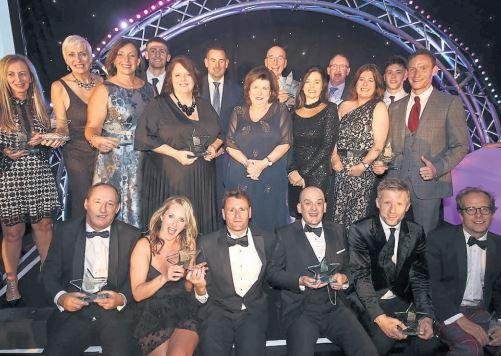 Ayrshire Business Awards celebrate 10th anniversary
