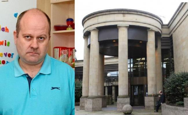 Kilwinning paedophile caged for raping one-year-old baby