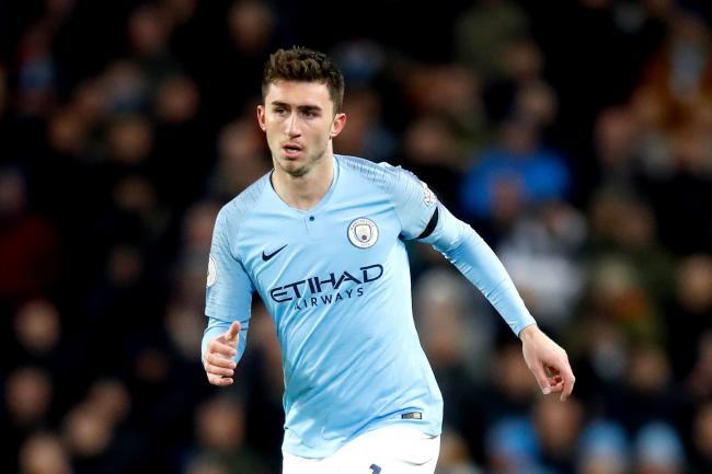 Aymeric Laporte accepts he could have a battle to keep his place at Manchester City