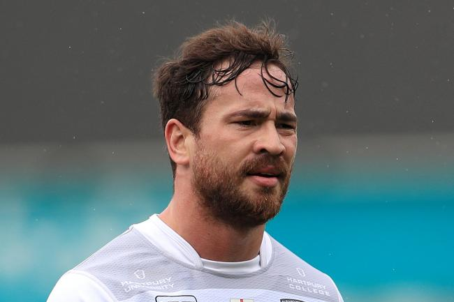 Danny Cipriani has been left out of England's training squad