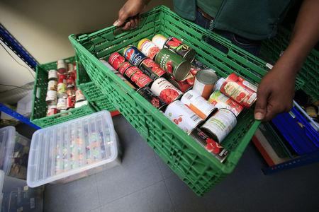 Foodbank currently unable to fulfill requested orders