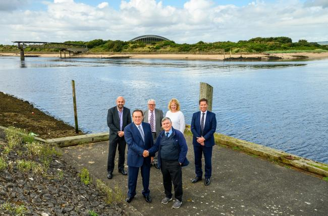 Great Harbour plans take step forward after agreement signed