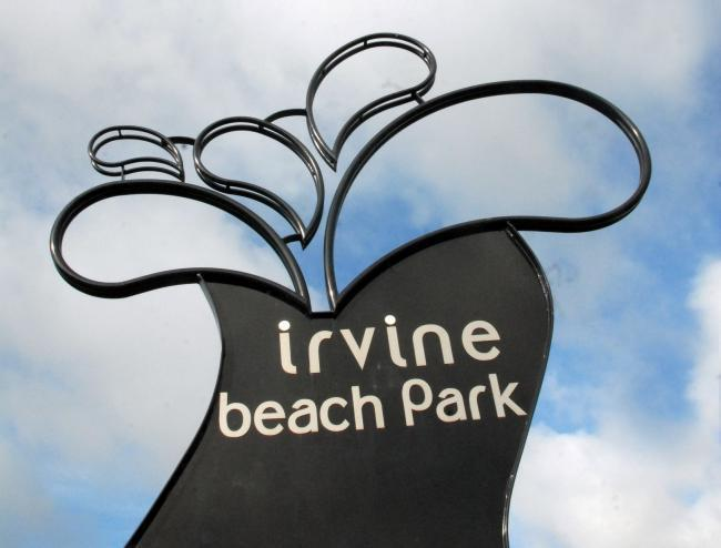 Man exposed himself in front of woman at Irvine beach