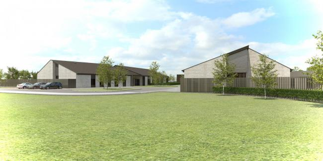 North Ayrshire's new Residential and Respite facility will be  'safe, fun, modern home'