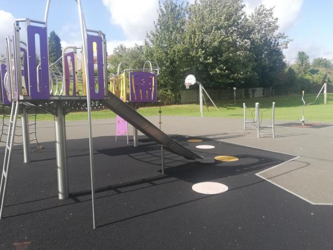 North Ayrshire Council close all play parks in coronavirus lock down