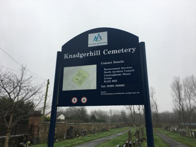 Another 420 graves planned at Knadgerhill Cemetery