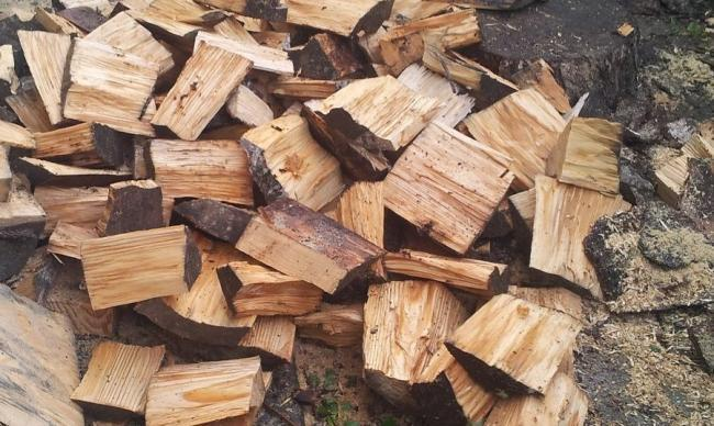Free wood giveaway in Dreghorn this week