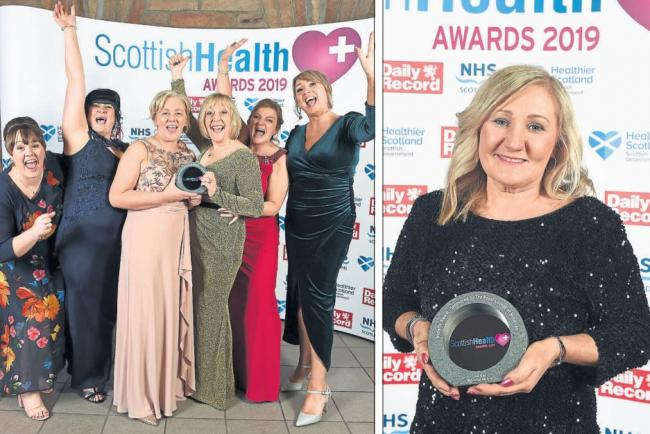 Health staff who 'go above and beyond' recognised with awards