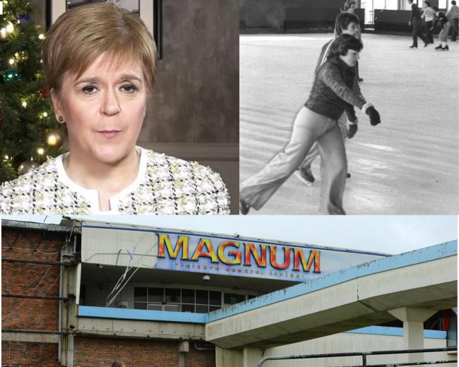 Nicola Sturgeon reminisces about the Magnum ice disco on GMB
