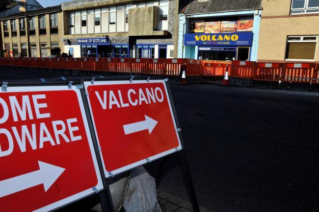 North section of High Street closed for 12 weeks in New Year