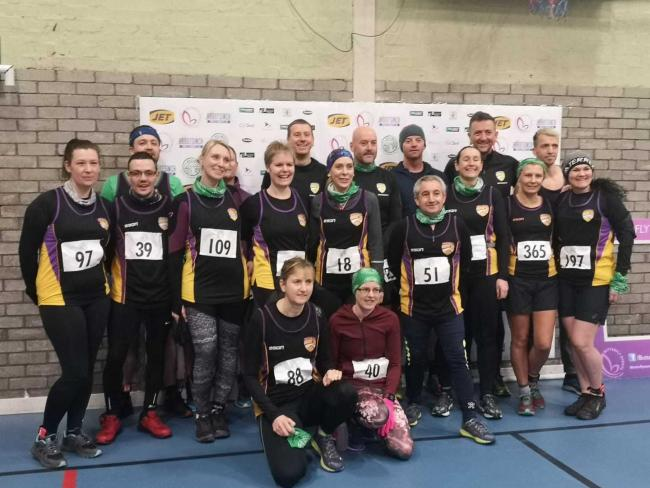 North Ayrshire Athletics Club seniors shine at the Hillbilly race