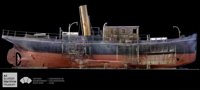 The Scottish Maritime Museum are part of an exciting project.