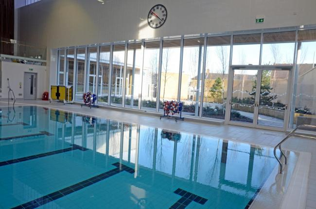 Advanced booking needed when leisure centres reopen