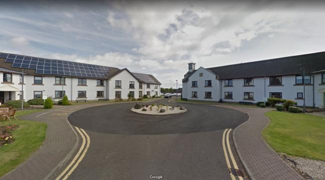 OUTBREAK: Fullarton Care Home where more than 10 residents are understood to have died of COVID-19