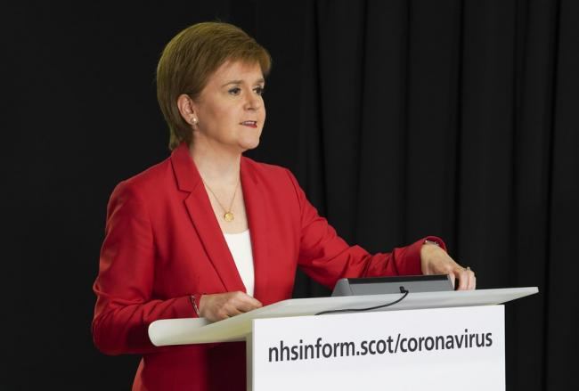Nicola Sturgeon: Lockdown restrictions could be eased on May 28 - here's what we know