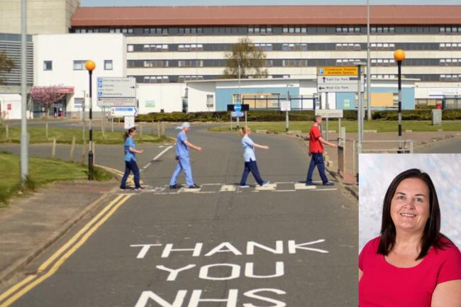 Communities praised by Ayrshire NHS chiefs for overwhelming support during coronavirus pandemic