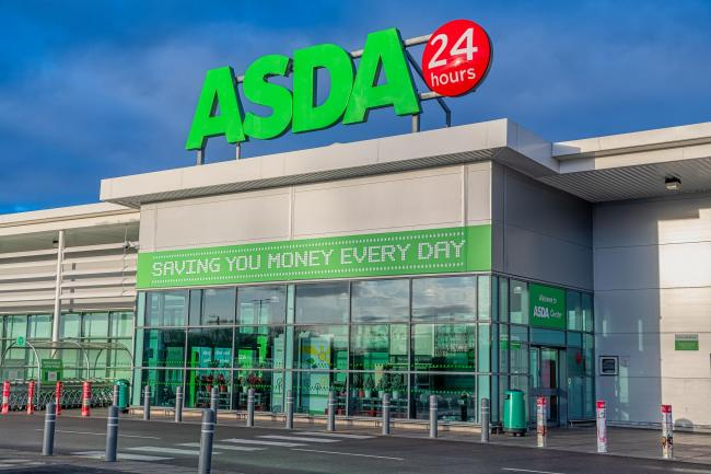 Kids can eat for free in Asda cafes throughout December (Photo: Shutterstock)