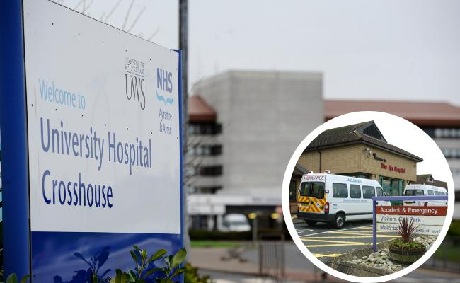 Ayrshire hospital patients able to see loved ones in person again as visits set to return
