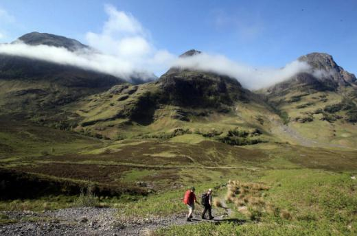 Irvine Times: Scotland's walks are never complete without the dreaded midge