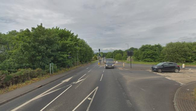 Traffic diverted after ongoing incident at Eglinton Park