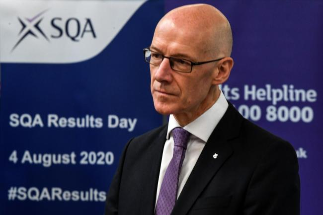 John Swinney gives key update on next year's SQA exams – what it means for students