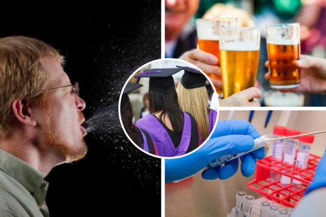 'Freshers flu' or coronavirus? What uni and college students need to know