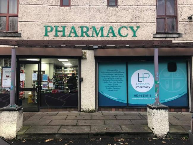 New 24-hour automatic prescription machine planned at pharmacy
