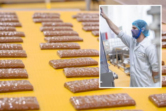 Dream job alert: Scottish biscuit company seeking 'Master Biscuiteer' with £40k salary in charge of taste-testing