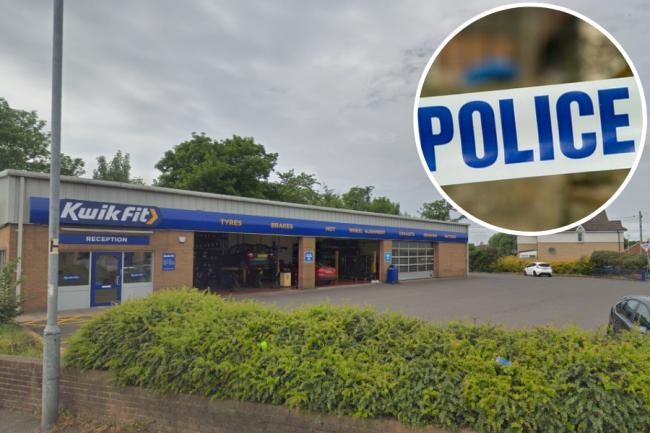 Tools and car stolen during overnight raid at Irvine garage