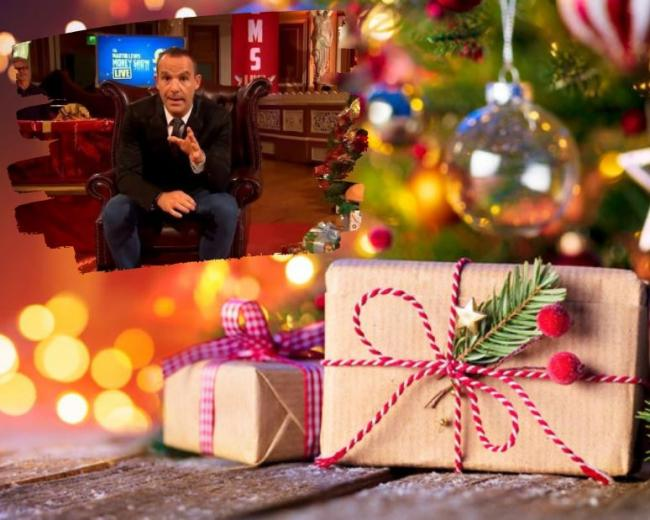 Martin Lewis shares his top tips for saving money over Christmas