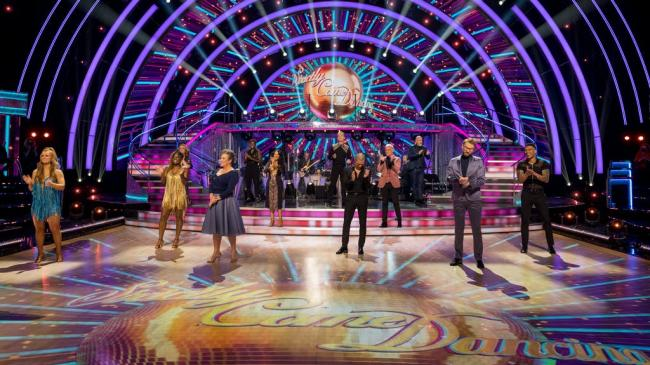 Strictly Come Dancing's musicals week performances confirmed. Picture PA Wire