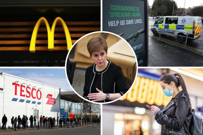 Five rules that could be made tougher in Scotland as cases keep rising