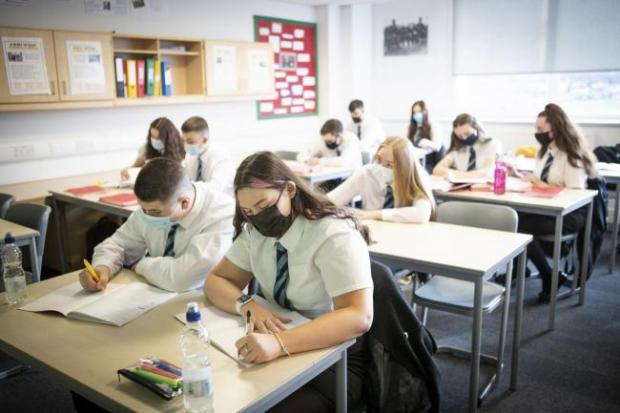 Irvine Times: A return to in-school learning may be delayed