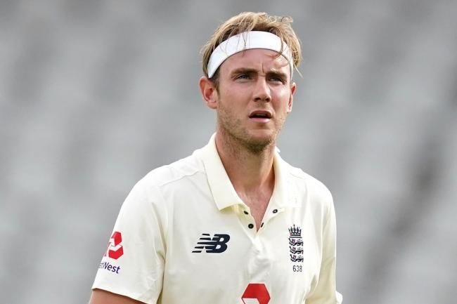 Stuart Broad returns to England side aiming to improve average record in India | Irvine Times