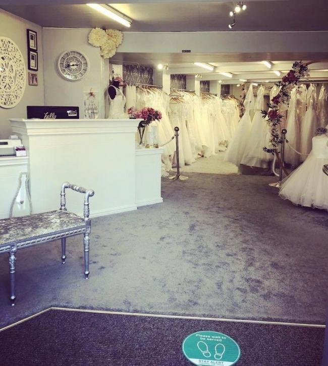 Dream Brides in irvine is fighting to save the wedding industry