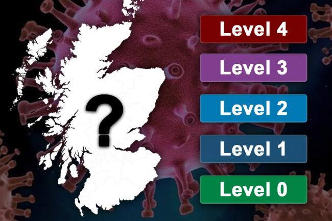 What lockdown level your area could be in as latest figures revealed