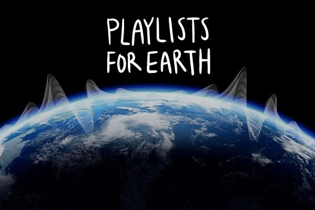 Playlists For Earth