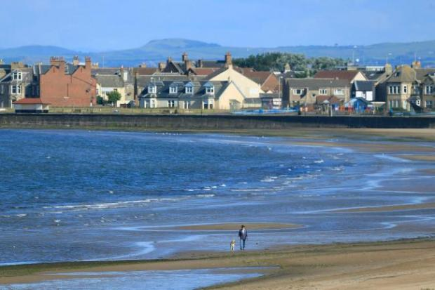 Irvine Times: Ardrossan South Beach