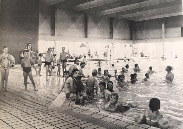 Irvine Times: The First Day of Magnum Pool in 1976.