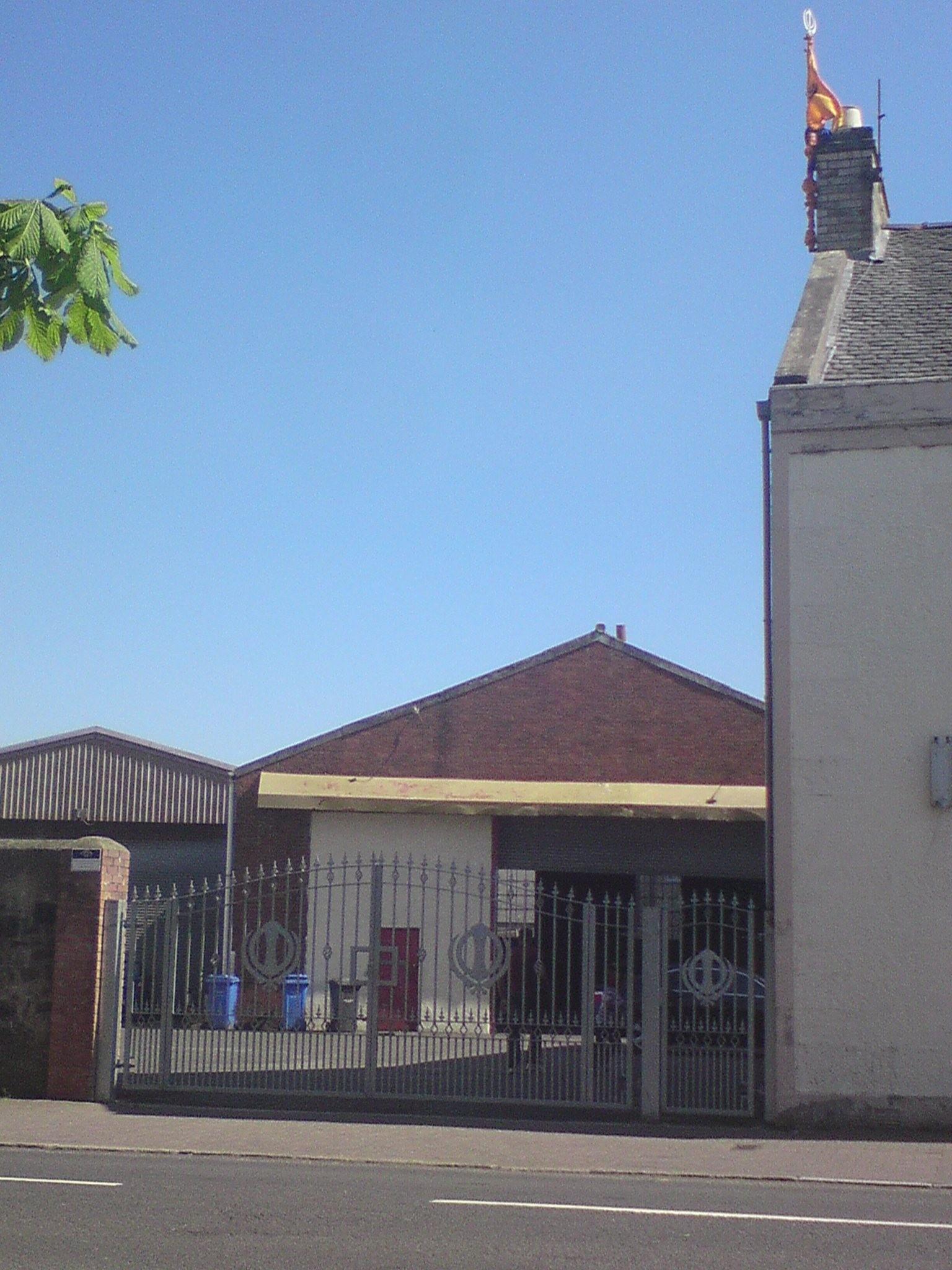 Guru Nanak Sikh Temple in Irvine