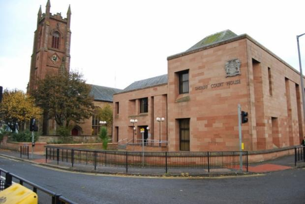 Man admits threats to damage property