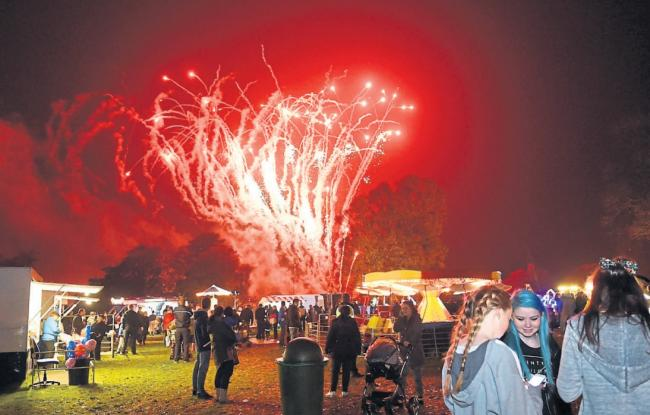 Fireworks fun planned for Kilwinning