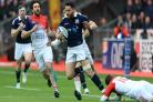 Sean Maitland and Fraser Brown back fit for Scotland's clash with Australia