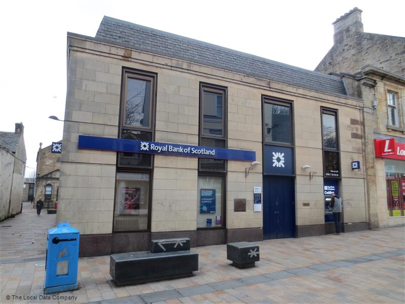 Petition launched to save Kilwinning's last bank