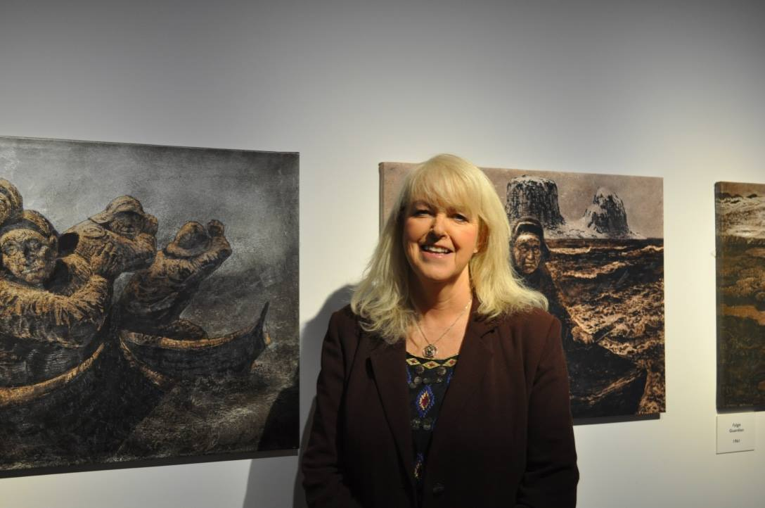 Lesley Riddoch to give guided tour of Nordic art at the HAC