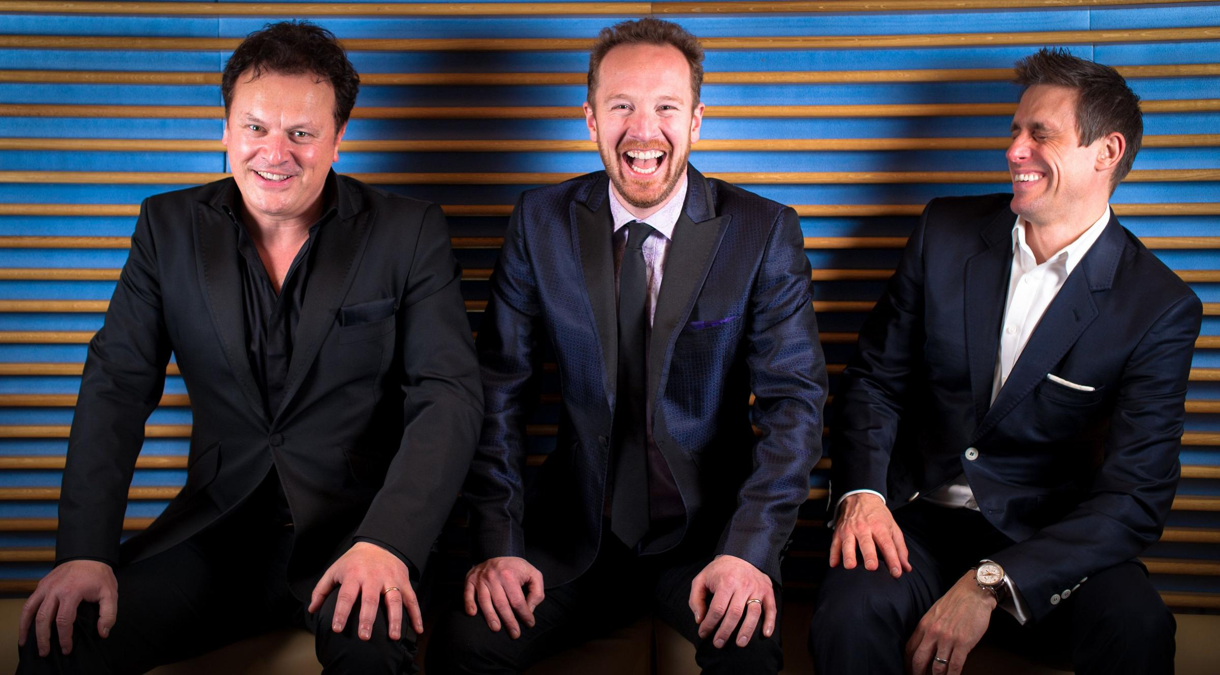 Tenors Unlimited From Venice to Vegas