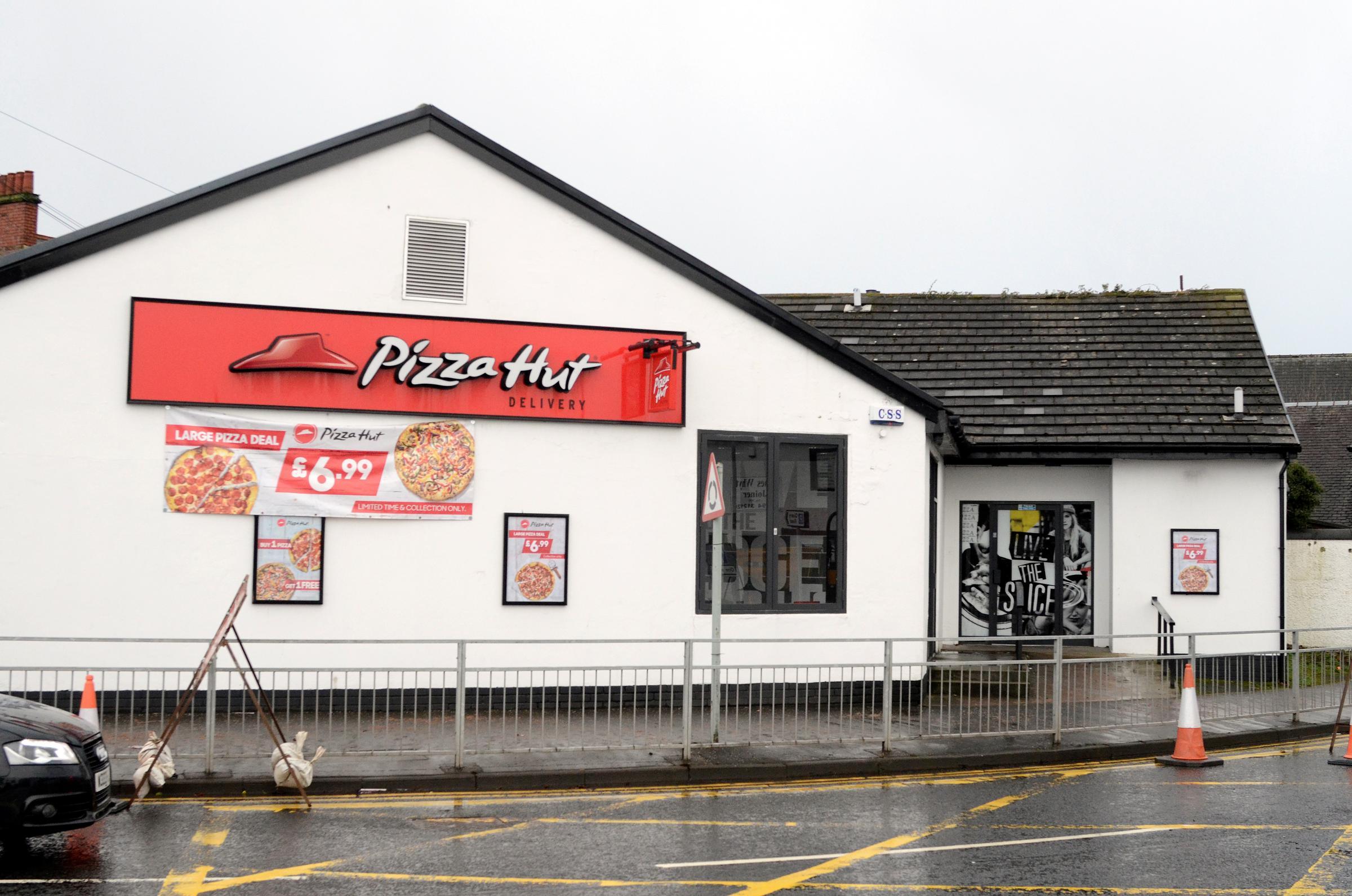 Irvine Pizza Hut Shuts Irvine Times